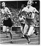 Olympic Games, 1948 Acrylic Print