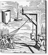 Otto Von Guericke, 1672 Acrylic Print