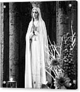 Our Lady Of Fatima Acrylic Print