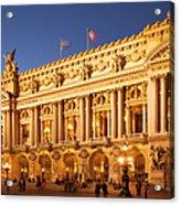 Palais Garnier Acrylic Print