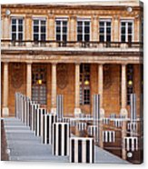 Palais Royal Acrylic Print