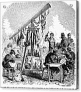 Paris Commune, 1871 Acrylic Print