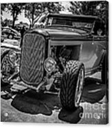 Parked Classic Acrylic Print