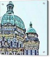 Parliament  Acrylic Print