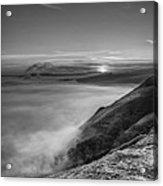 Peak District Sunrise Acrylic Print