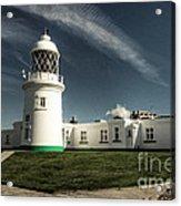 Pendeen Lighthouse Acrylic Print
