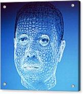 Personalised Virtual Avatar Acrylic Print