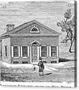 Philadelphia: Library Acrylic Print