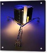 Philae Lander Acrylic Print