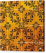 Portuguese Tiles Acrylic Print