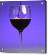 Pouring Wine Acrylic Print