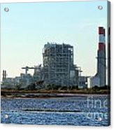 Power Station Acrylic Print