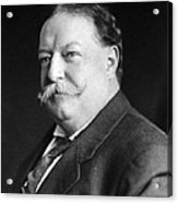 President William Howard Taft Acrylic Print by International  Images