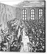 Quaker Meeting Acrylic Print by Granger