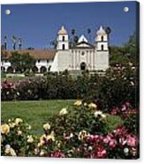 Queen Of The Spanish Missions Acrylic Print
