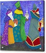 Reyes Magos Acrylic Print