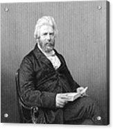 Robert Chambers (1802-1871) Acrylic Print