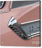 Route 66 Studebaker Hawk Acrylic Print