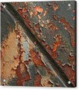 Rust II Acrylic Print