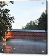 Sachs Covered Bridge  Near Gettysburg Acrylic Print