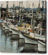 Safe Harbor 2 Acrylic Print
