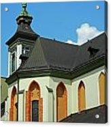 Saint Mary Magdalene Church  Acrylic Print