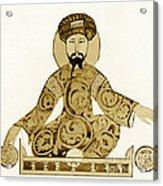 Saladin, Sultan Of Egypt And Syria Acrylic Print