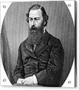 Samuel Baker, British Explorer Acrylic Print by