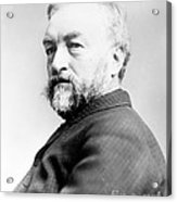 Samuel Langley, American Astronomer Acrylic Print