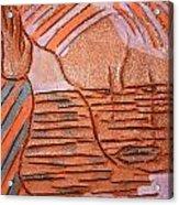Screen - Tile Acrylic Print