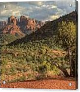 Sedona Red Rock  Acrylic Print