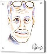 Self-portrait Acrylic Print