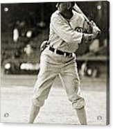 Shoeless Joe Jackson  (1889-1991) Acrylic Print