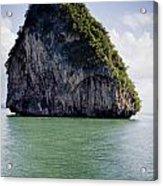 Si Phang-nga National Park Acrylic Print