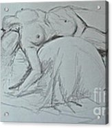 Sketch Class Acrylic Print