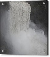 Snoqualmie Falls Acrylic Print
