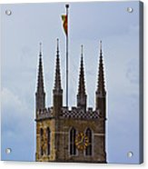 Southwark Cathedral London Acrylic Print