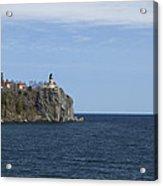 Split Rock Lighthouse 82 Acrylic Print