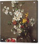 Spring Bouquet Acrylic Print