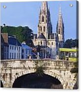 St. Finbarres Cathedral, Cork, Co Cork Acrylic Print