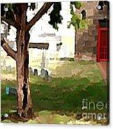 St. James Tree Acrylic Print