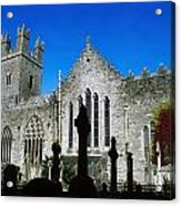 St Marys Cathedral, Co Limerick, Ireland Acrylic Print