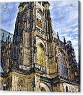 St Vitus Cathedral - Prague Acrylic Print