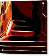 Stairs At Palace Avenue Acrylic Print
