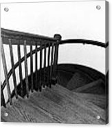 Stairway To Somewhere Acrylic Print