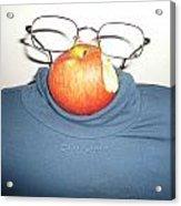 Steve Jobs Acrylic Print