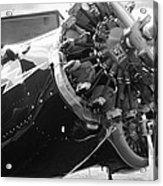 Stinson Tri-motor 1931 Acrylic Print by Maxwell Amaro