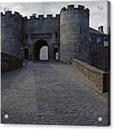 Stirling Castle Acrylic Print