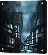 Storm Is Coming Acrylic Print by Svetlana Sewell