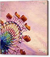 Summer Fun Acrylic Print